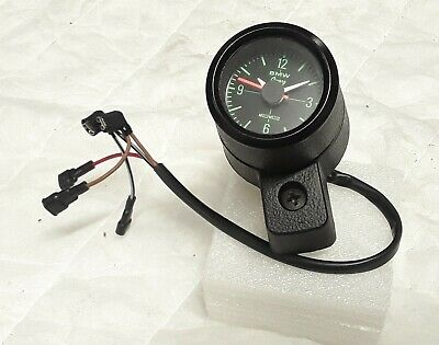 Bmw R 80 Gs G/s R 80 G/s Pd R 100 Gs /7 Orologio Esterno Clock With Housing Uhr