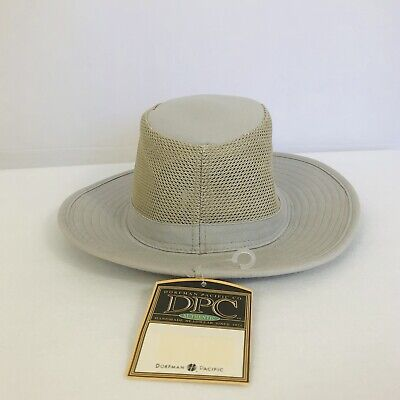 982e1cf1f891b NEW DPC OUTDOOR Design Men s Outback Hat with Shapeable Brim and ...