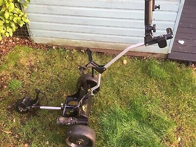 POWAKADDY CLASSIC LEGEND electric golf trolley  Battery not included