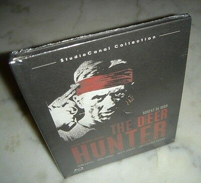 The Deer Hunter *Blu - Ray Digipak* / U. K. / Brand New / Read Descr.!!
