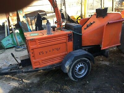 Timber Wolf Chipper CH 35 DH £3500 plus vat £4200