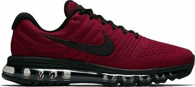 Nike Air Max 2017 Low Top Lace Up Men's Running Sneakers