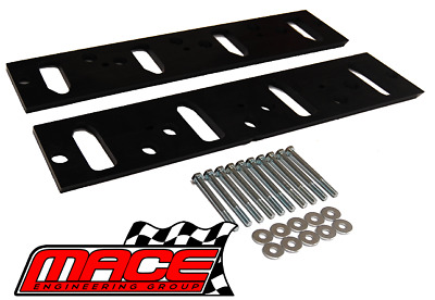 Mace 12Mm Manifold Insulator Kit Holden Commodore Vt Vu Vx Ls1 5.7L V8
