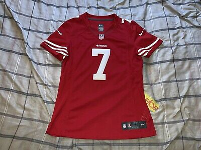 c39350ea02e Nike On Field Colin Kaepernick San Francisco 49ers Jersey Women s Size  Medium