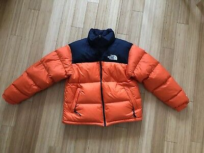 online for sale exquisite design fashion style THE NORTH FACE NUPTSE 1996 JACKET PERSIAN ORANGE L mountain ...