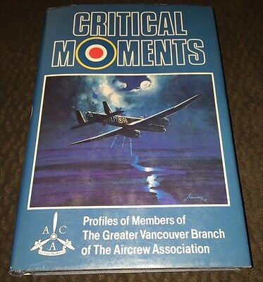 CRITICAL MOMENTS WWII H/C D/J Book (1990)