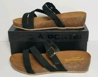 8114ba1b5531d Primadonna Collection Women Size Euro 41 Sandals New   Box Pd0199 13281