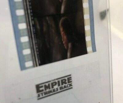 STAR WARS: EMPIRE STRIKES BACK Film Strip (5 Cells) LUKE SKYWALKER ON DAGOBAH