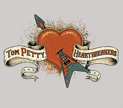 2CD Tom Petty and The Heartbreakers 2 CD SET Greatest Hits Collection new & seal