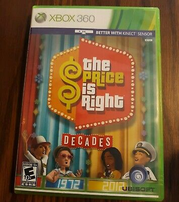 The Price is Right: Decades for Xbox 360, Complete