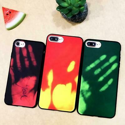 Mobile For Iphone6 7/7S 8 X Phone Shell Cover Heat Discoloration Cell-Phone Case