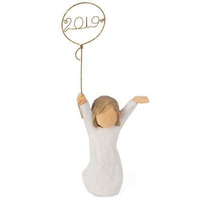 NEW Willow Tree 2019 Here's To You Figurine
