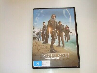 Rogue One: A Star Wars Story - DVD **Free Postage**