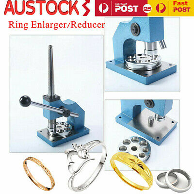 Jewelry Ring Stretcher Enlarger Machine Cone Ring Expander Machine Making Tool