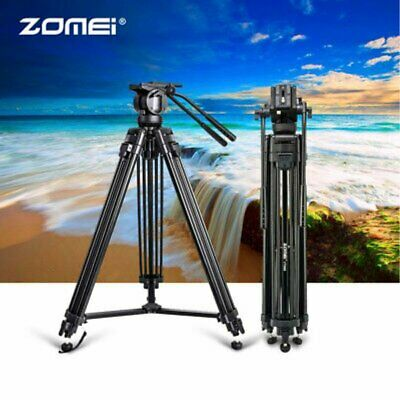 ZOMEI VT666 Video Camera Universal Smartphone Tripod for Photographying + Bag MY