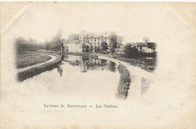 CP - France - (03) Allier - Montlucon - Les Trilliers