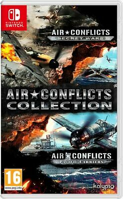 Air Conflicts Collection (Nintendo Switch) IN STOCK NOW Brand New & Sealed