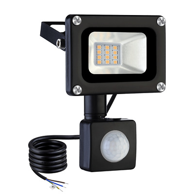 10//2//1x 30W LED Floodlight Security Lights IP65 Indoor Outdoor Wall Wash Lamp UK