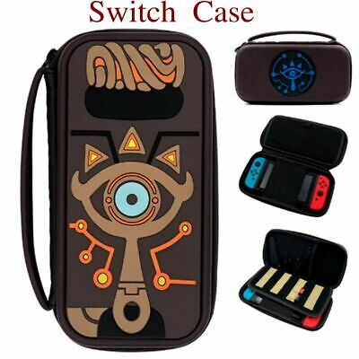 Travel Carrying Case Zelda Sheikah Slate Hard Storage Bag For Nintendo Switch