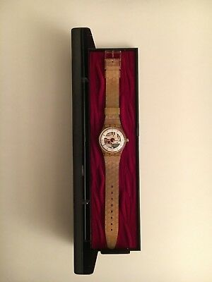 Swatch Musical Watch Adam Peter Gabriel - MusiCall 1997