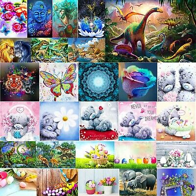 5D Ostern Full Diamond Painting Embroidery DIY Diamant Kreuzstich Stickerei Bild