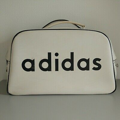 Adidas Vintage Gym Bag Original 60 s Retro Unique Rare 1960 s Retro 1970 s  OG 184ac1636870b