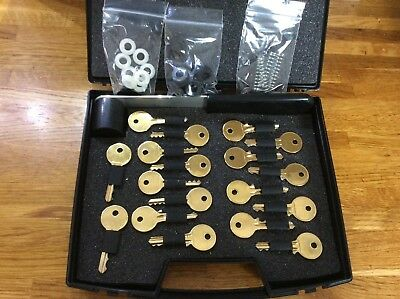 Locksmiths/Maintainance Key Set