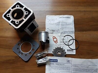 Kit Autisa 55 mm Yamaha RD 80 LC neuf de stock complet