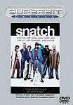 Snatch (DVD, 2003, 2-Disc Set, Superbit Deluxe)