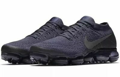 25165bebb0 Nike Air Vapormax NikeLab QS Flyknit College Navy Purple Size 10 899473-402