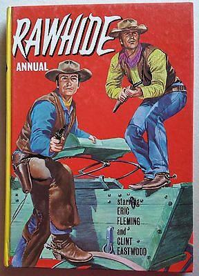 RAWHIDE ANNUAL 1964- very good condition