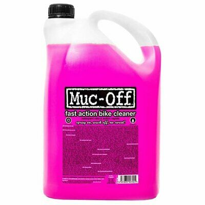 Detergente Carenatura Moto Muc Off Motorcycle Cleaner 5L Italiana
