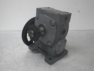CANINEX MODEL C Gearbox ratio 1:30 size 60 (Used Tested)