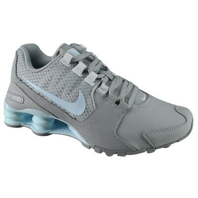 the latest 6dc71 9a7cb Womens Nike Shox Avenue Sneakers New, Wolf Grey   Blue 844131-004 sz 12