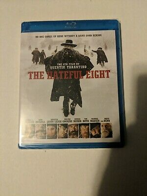 The Hateful Eight (Blu-ray Disc) Brand New Sealed