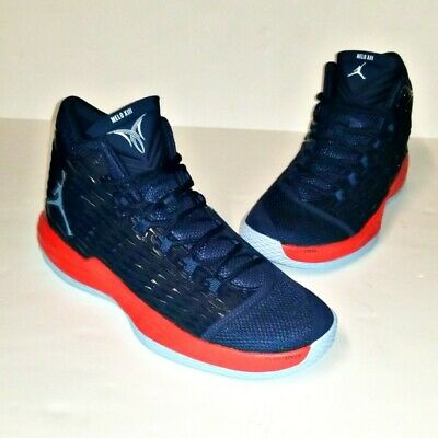 6a9affcaa9cf Men s Nike Air Jordan Melo M13 Midnight Navy Carmelo Anthony 881562-406 Sz  8.5