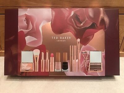 e78233280d96a Ted Baker Ted s Bouquet Cosmetic Collection Makeup Gift Set BNIB Limited  Edition