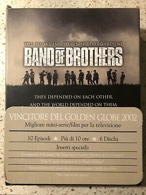 Band Of Brothers - Fratelli al fronte DVD
