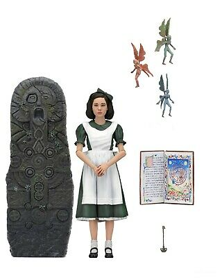 "Guillermo Del Toro - Pan's Labyrinth – 7"" Scale Action Figure – Ofelia - NECA"