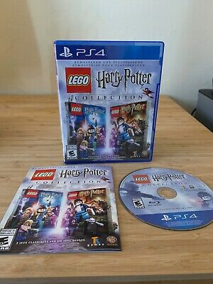 LEGO Harry Potter Collection (Sony PlayStation 4, 2016) PS4 US/Canada Complete