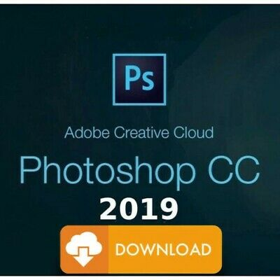 Photoshop CC 2019 FULL ✅ Support 24/7 ✅ Updated Version ⚡ Fast delivery ⚡
