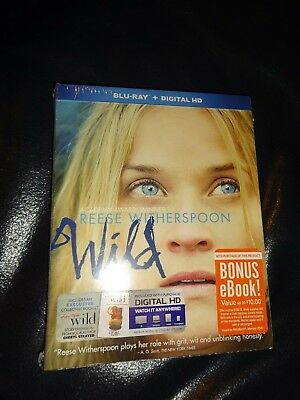 Wild On Blu-Ray And Digital Hd Brand New And Factory Sealed