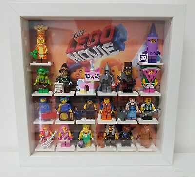 Teca Cornice Lego Minifigures 71023 The Lego Movie 2