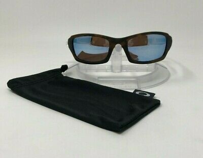 a57af867a9 NEW OAKLEY FIVES Squared PRIZM Deep H20 Polarized Tortoise ...