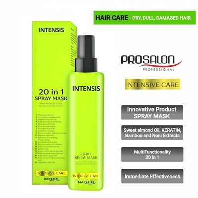 Leave in Hair Conditioner Spray - Keratin - Without Rinsing-Damaged and Dry Hair