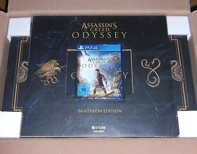 Assassins Creed Odyssey Pantheon Edition PS4 Assassin´s Creed Collectors Edition