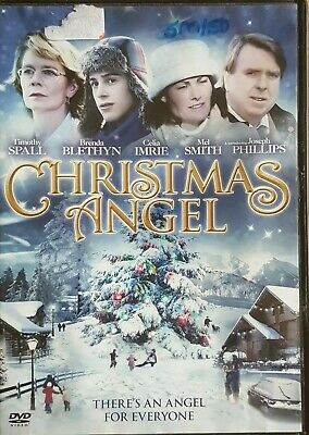 Christmas Angel (DVD, 2013)