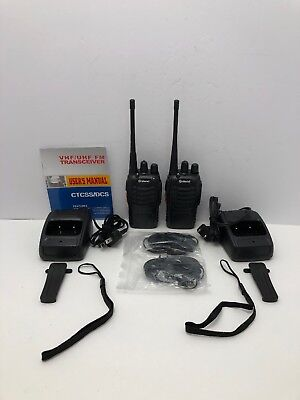 Rechargeable Walkie Talkies for Kids 22 Channel GMRS Radio