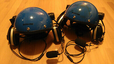 Cascos de vuelo / Flight helmets Ultra-Pro + intercom Comtronics