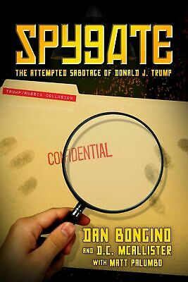 Spygate , Dan Bongino and D.C. McAllis ,  Instant Delivery 🔥 PDF⭐.
